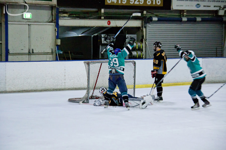 Sydney Ice Hockey Photographer: