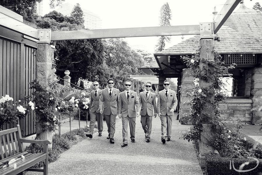 Sydney Wedding Photographer: Groom & Groomsmen