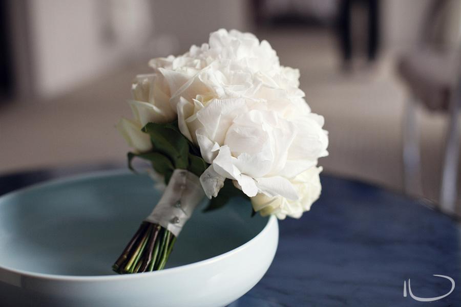 Realm Hotel Wedding Photographer: Bridal bouquet