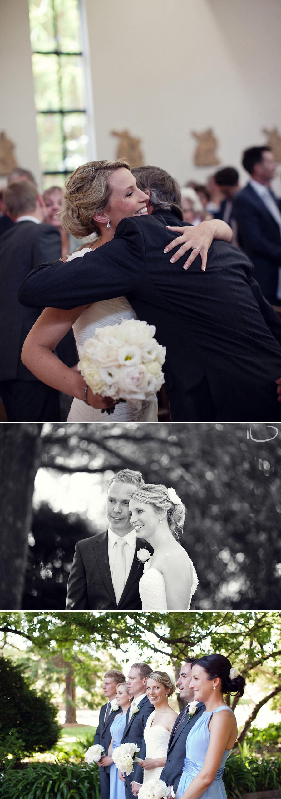 Duntroon Chapel Wedding Photographer: Bride & Groom portraits