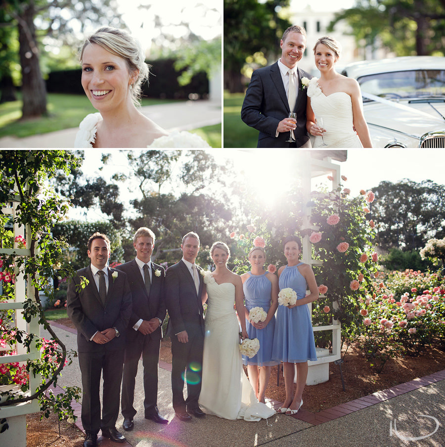 Canberra Wedding Photographer: Brial party