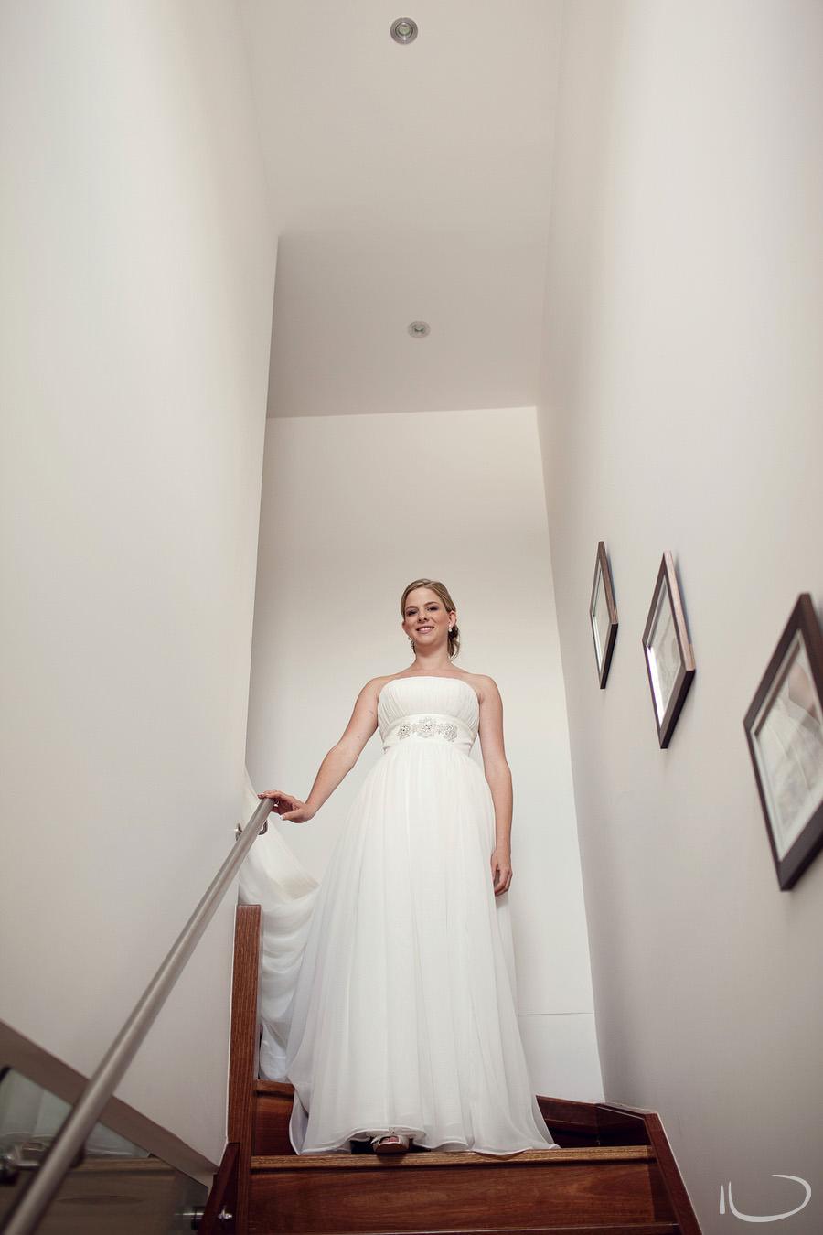 Cronulla Wedding Photographer: Bride ready