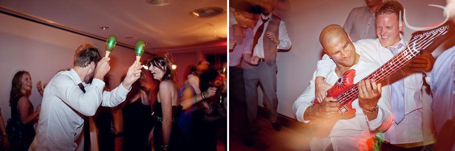 North Sydney Wedding Photographer: Dancefloor