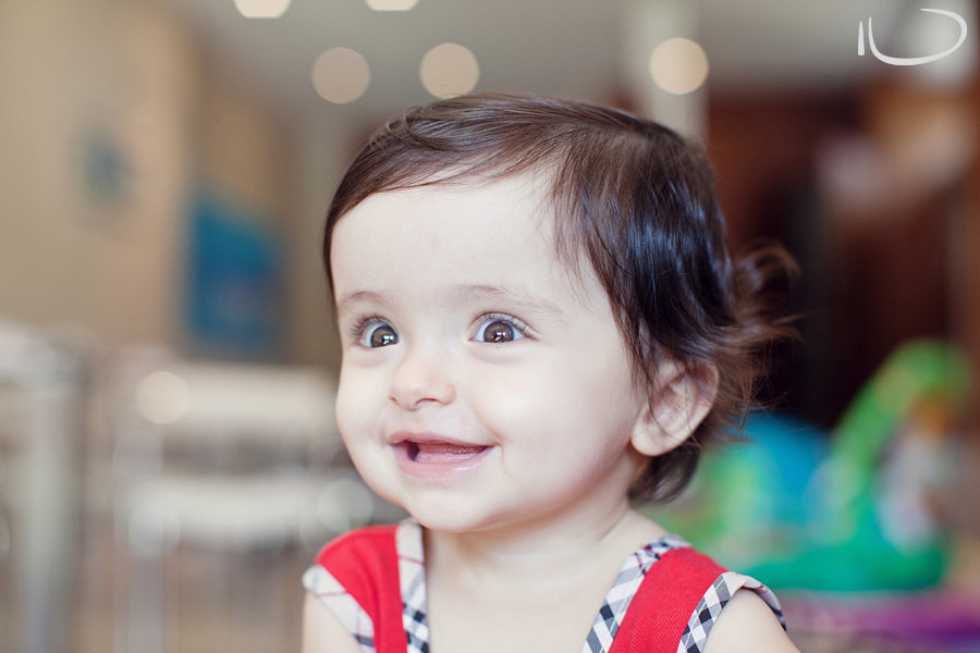 Sydney Child Photographer: Smiling 1 year old