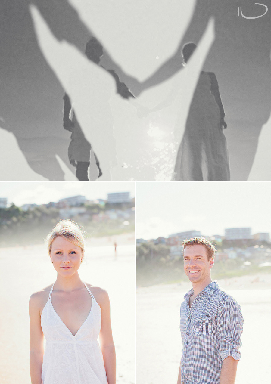 Sydney Wedding Photographers: Beach portraits