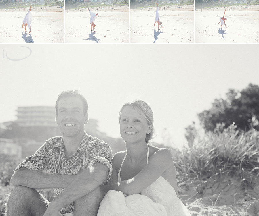 Northern Beaches Wedding Photographer: Freshwater Engagement Session