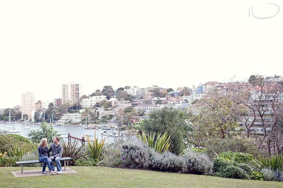 Sydney Engagement Photography: Lavender Bay
