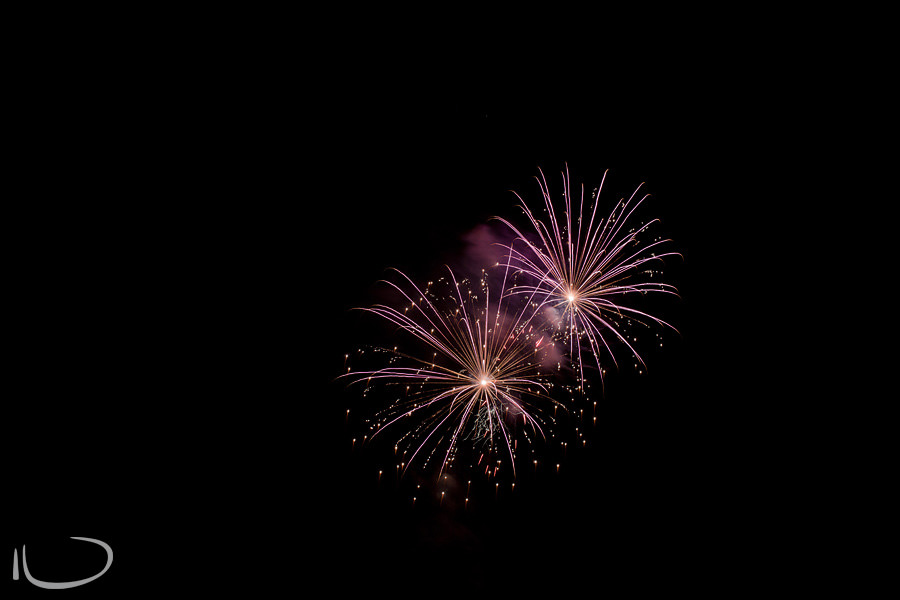 Sydney Photography: New Years Fireworks