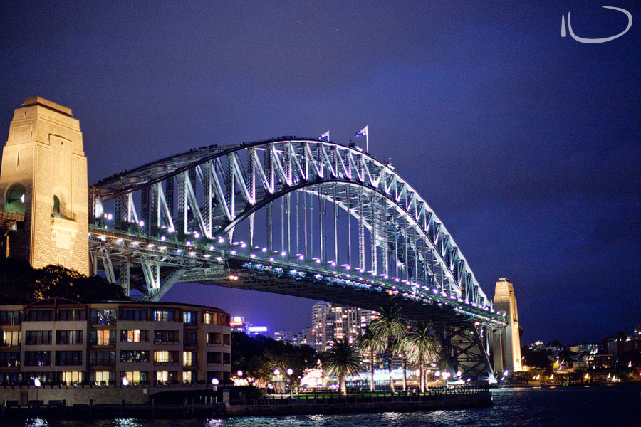 Sydney Wedding Photographers: Harbour Bridge