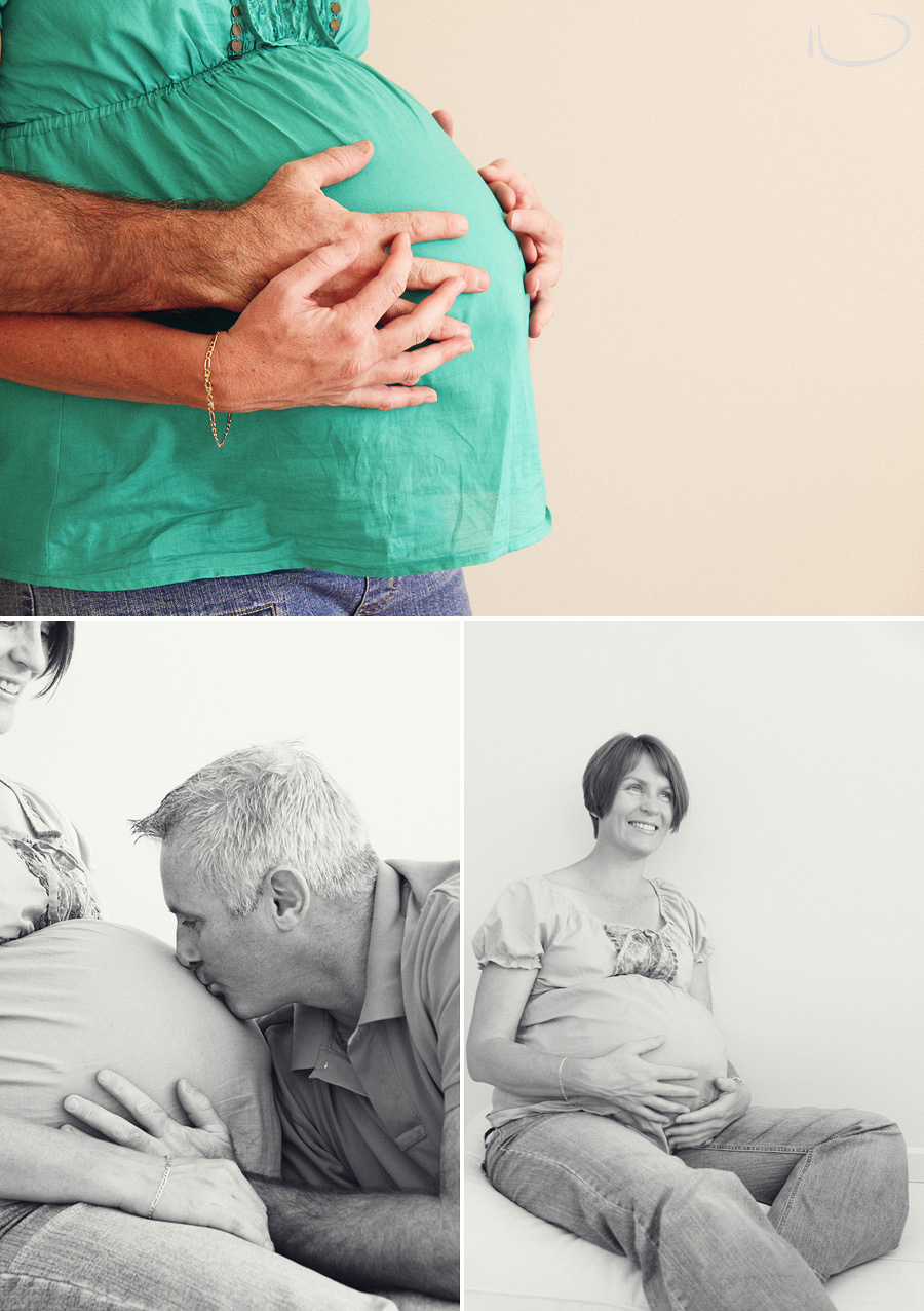 Alice Springs Maternity Photography: Pregnant with twins