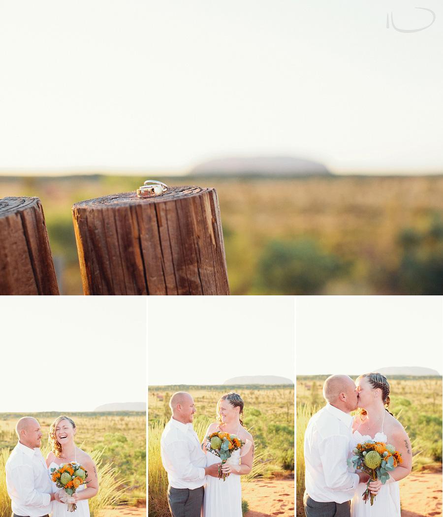Australian Wedding Photography: Bride & Groom portraits