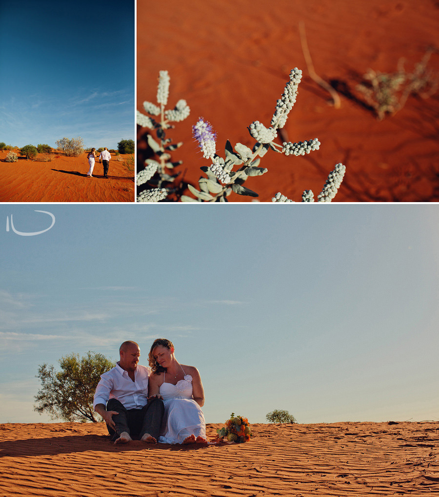Northern Territory Wedding Photographer: Red Centre Elopement