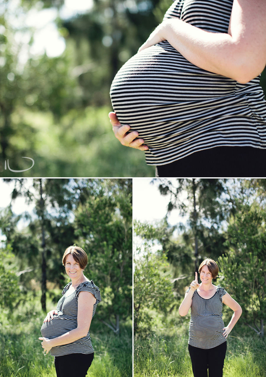 Sydney Maternity Photographer: The Shelly Belly