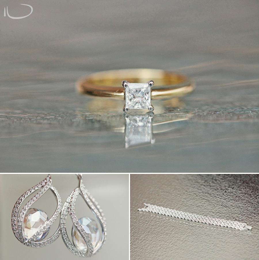 Canberra Wedding Photographer: Macro jewellery shots