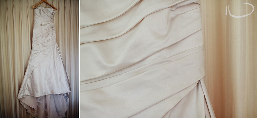 Canberra Wedding Photographer: Bride's dress details
