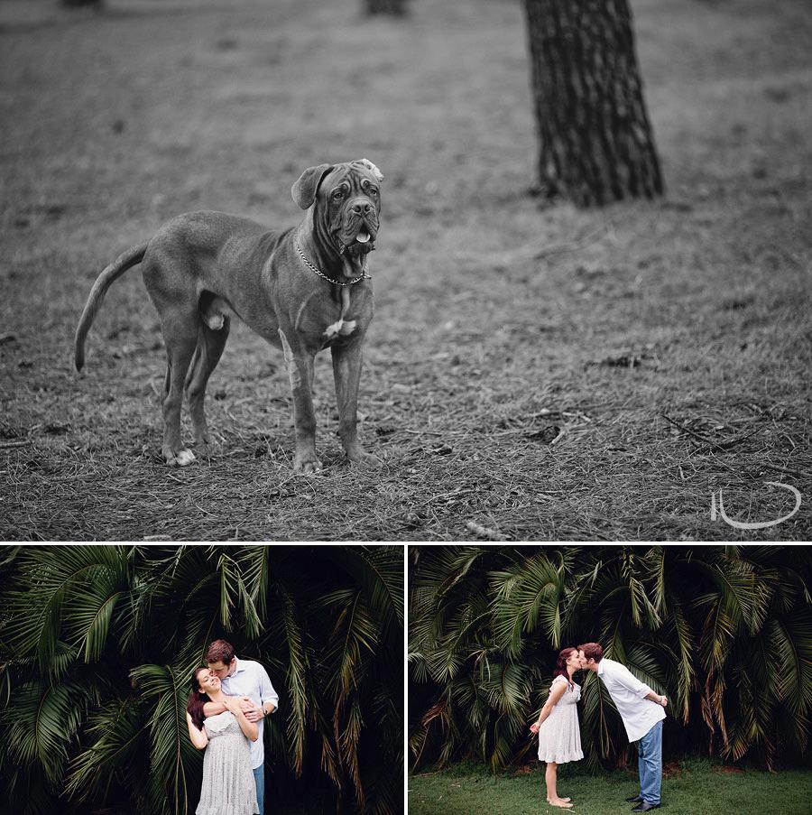 Centennial Park Engagement Photographer: Emma & Ross engaged