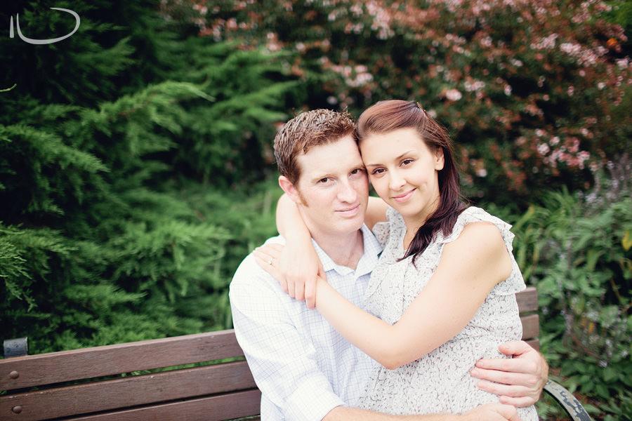Centennial Park Engagement Photographers: Emma & Ross
