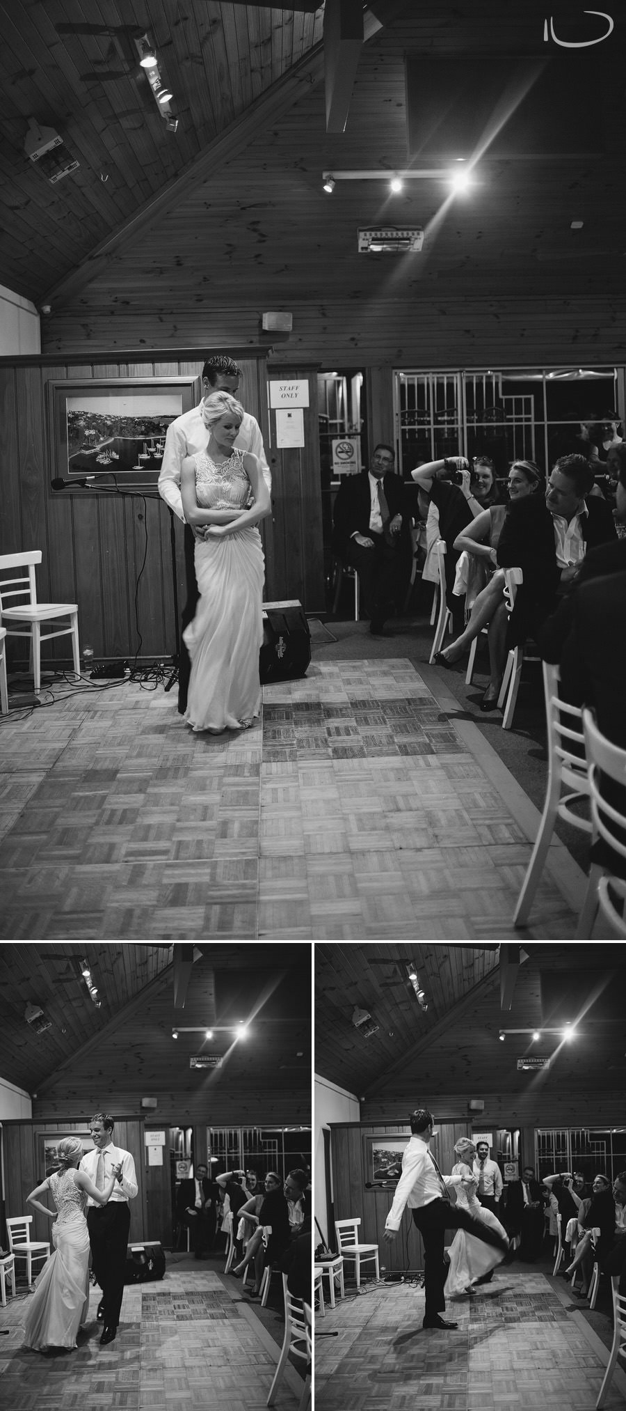 Clonnys Wedding Photographer: Bride & Groom first dance