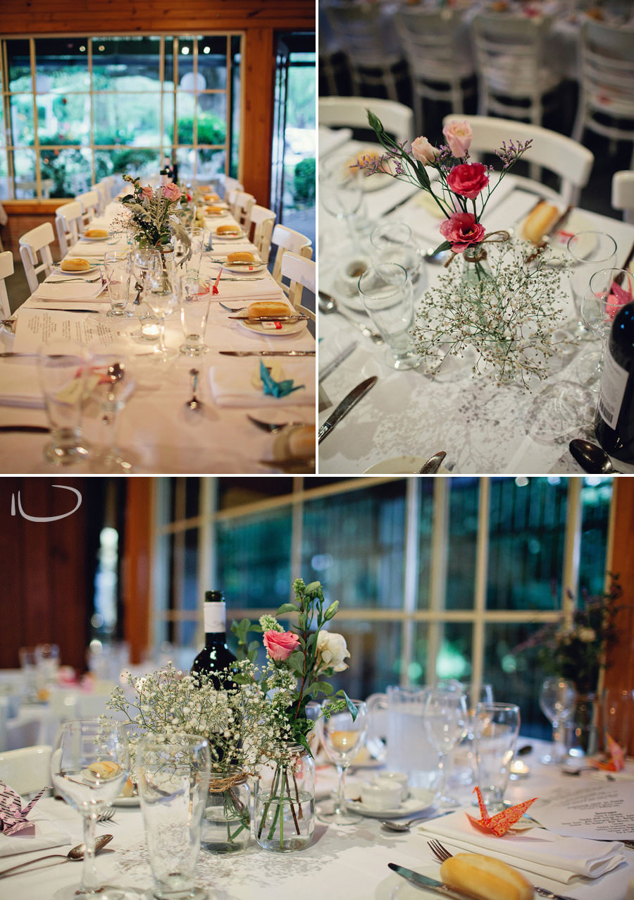 Clonnys Wedding Photographers: Table decor