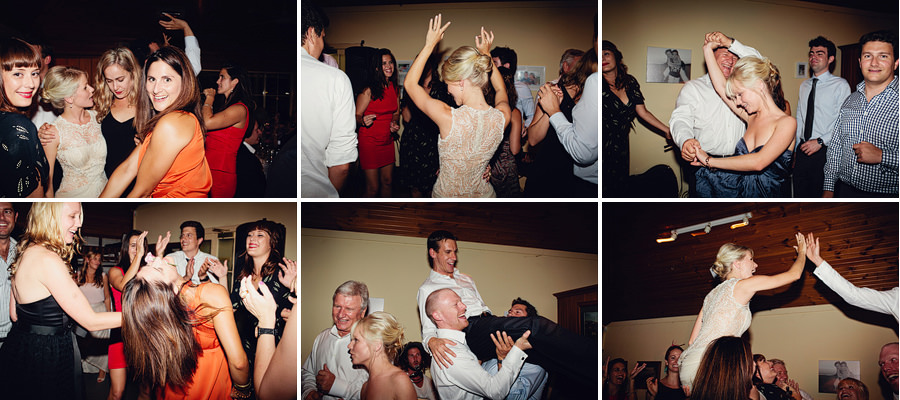 Clonnys Wedding Photographers: Dancefloor party