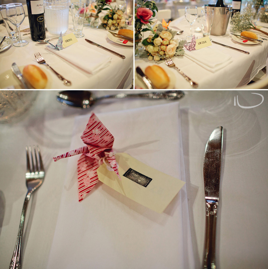 Clonnys Wedding Photography: DIY centrepieces