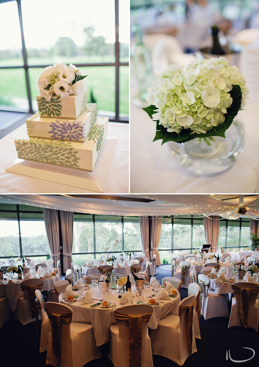 Federal Golf Club Wedding Photographers: Room details