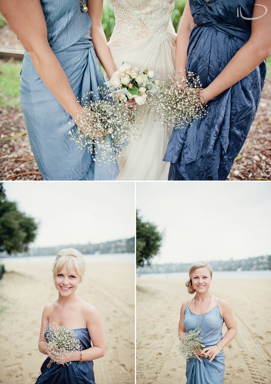 Northern Beaches Wedding Photographer: Bridemaid portraits