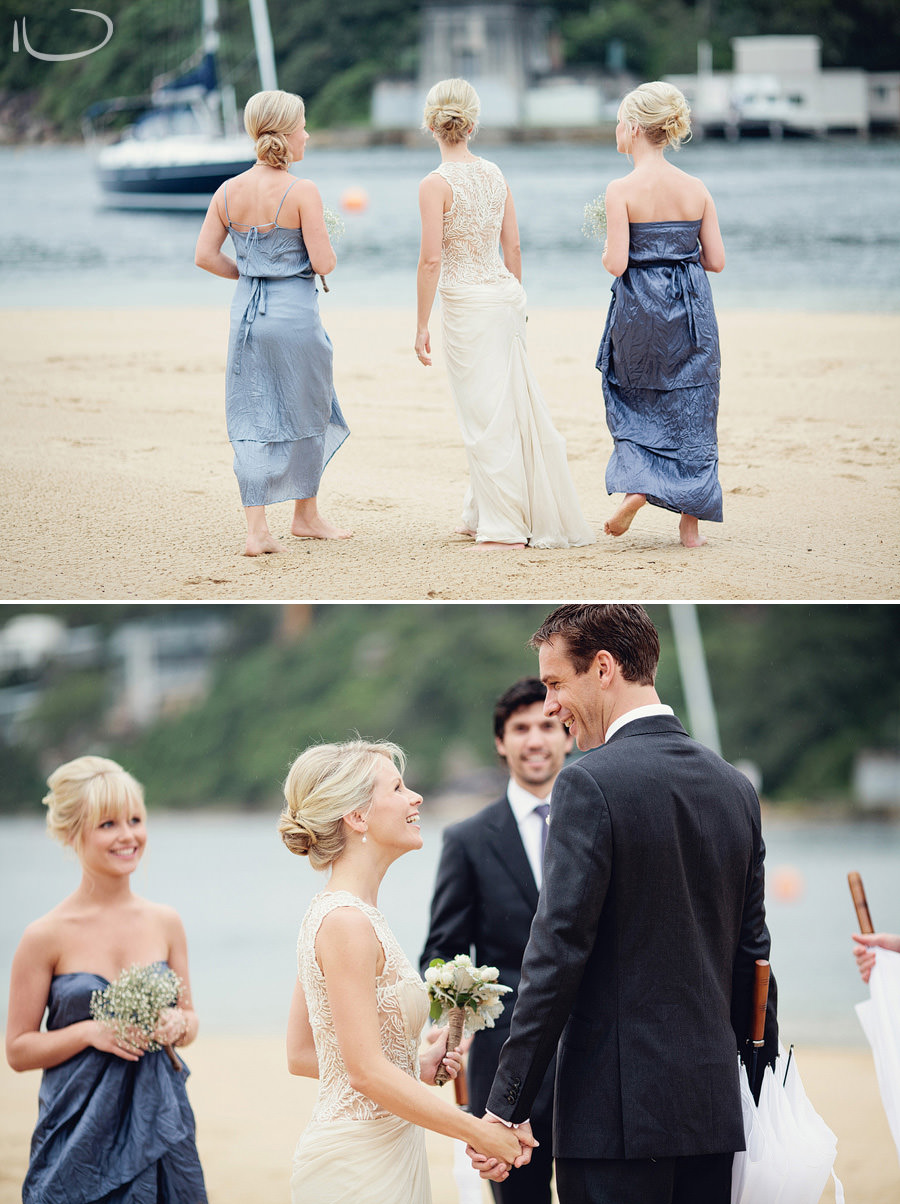 Northern Beaches Wedding Photography: Bridal party portraits