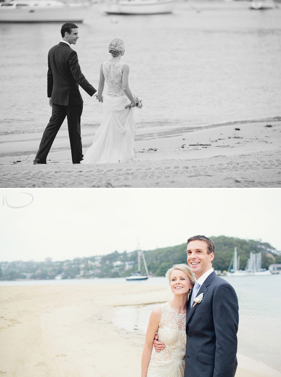 Northern Beaches Wedding Photography: Bride & Groom portraits