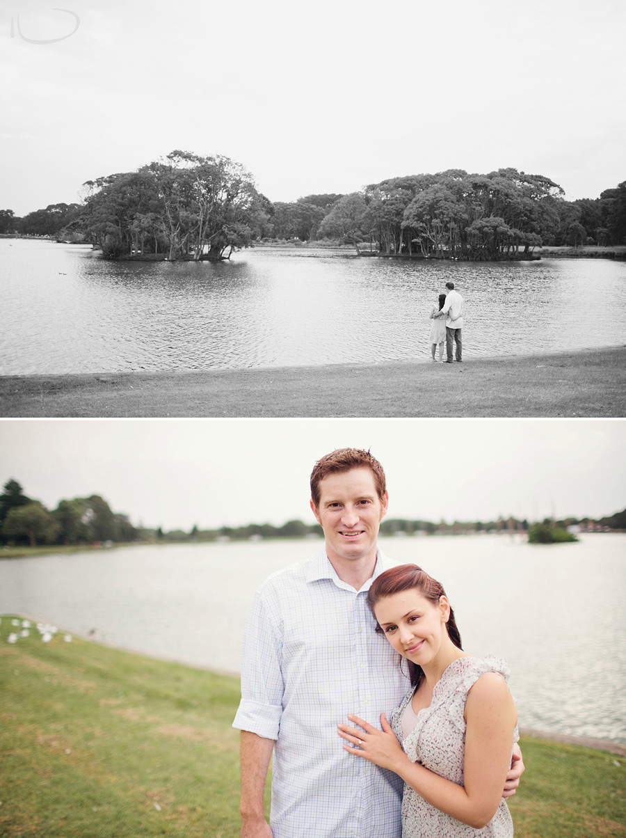 Sydney Engagement Photographer: Centennial Park Session