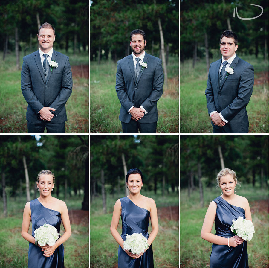 Sydney Wedding Photographer: Bridal party portraits