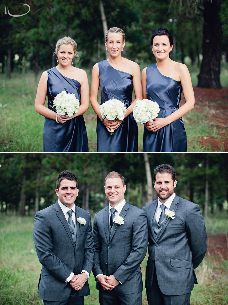Sydney Wedding Photographer: Bridesmaids & Groomsmen