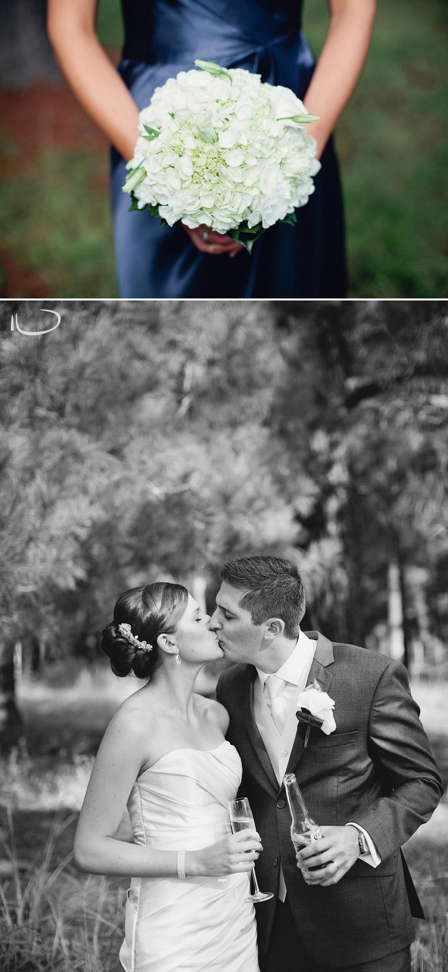 Sydney Wedding Photographer: Bride & Groom portrait