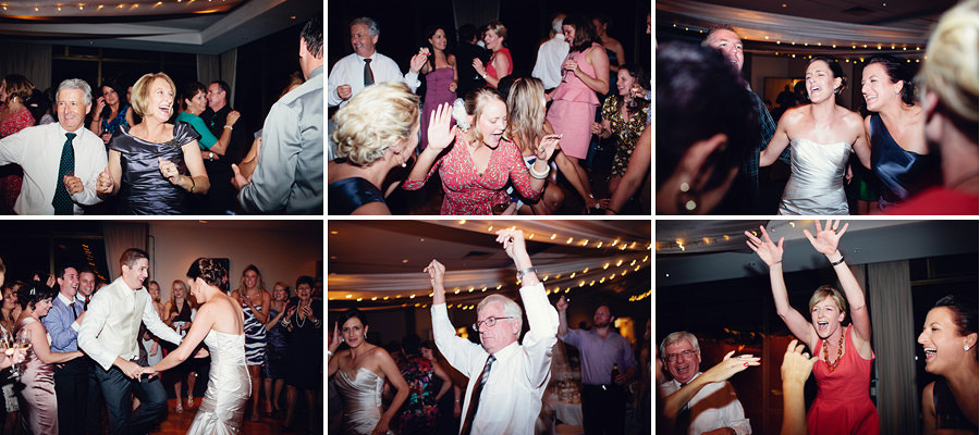Wedding Photographer Federal Golf Club: Dancing