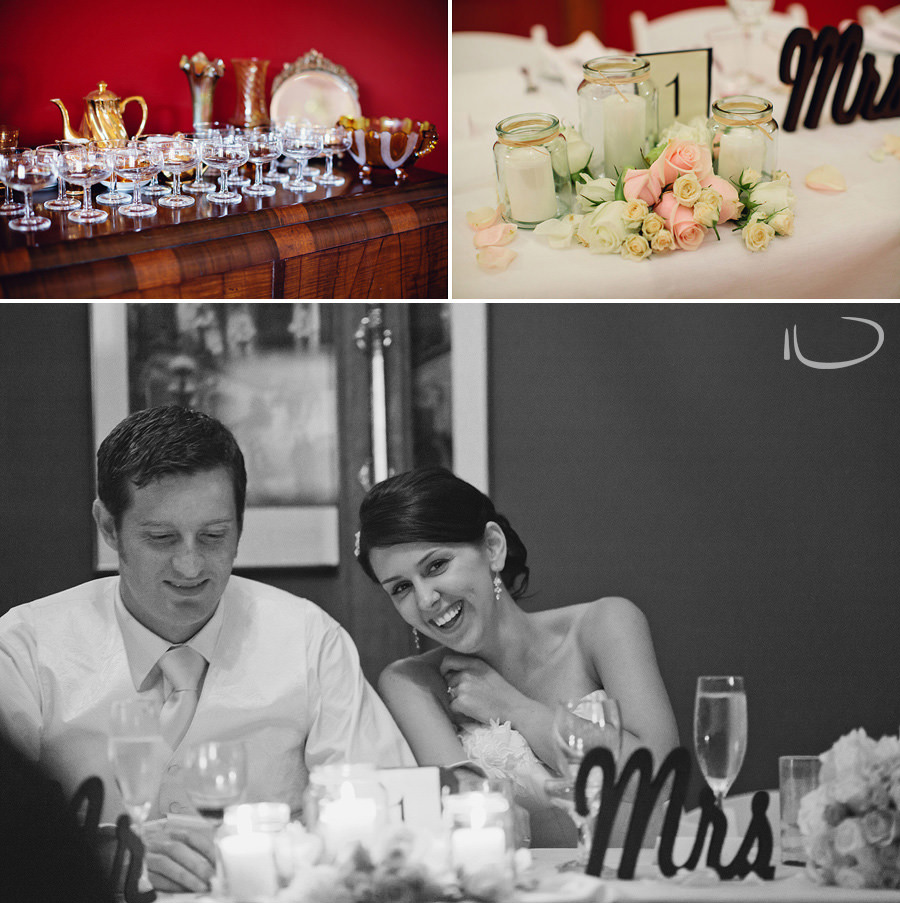 Blue Mountains Wedding Photographers: Reception