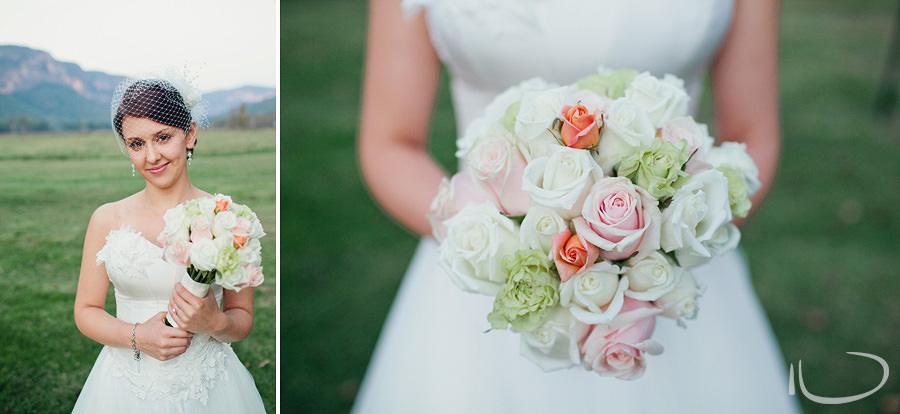 Capertee Wedding Photography: Bridal portraits