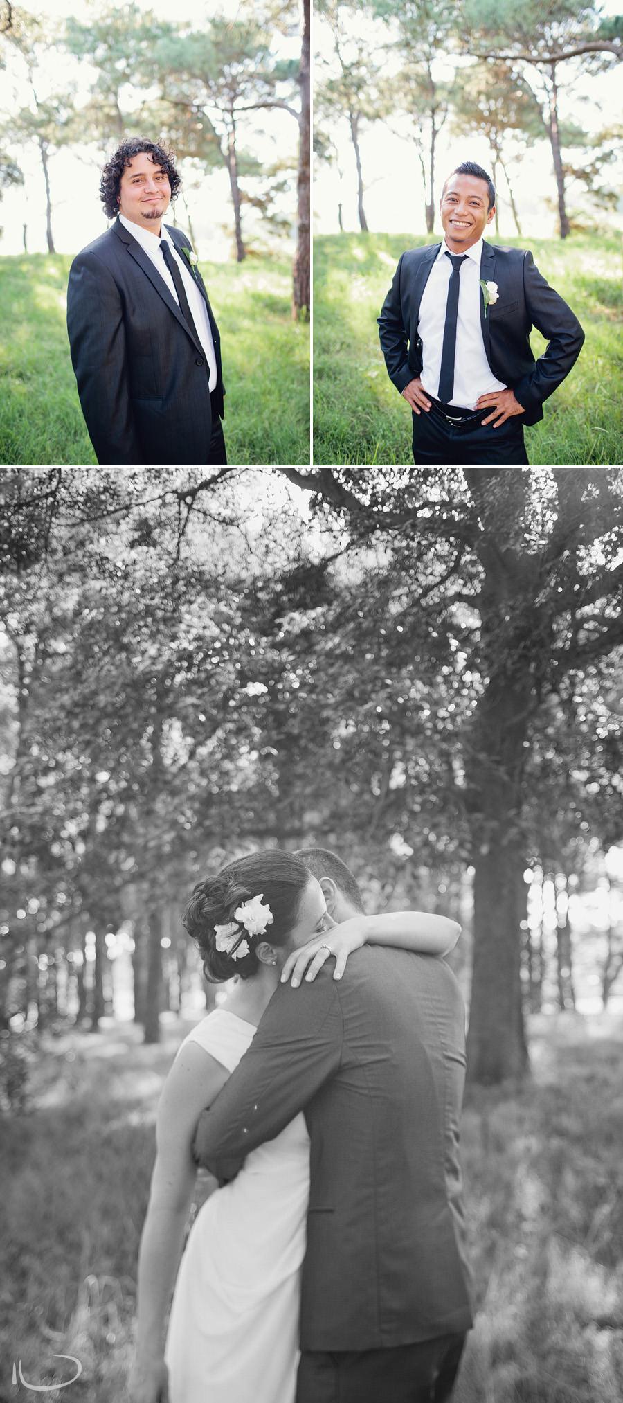 Centennial Park Wedding Photography: Groomsmen