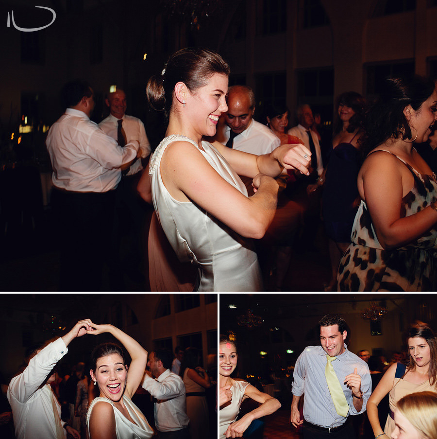 Crystal Ballroom Wedding Photographer: Wedding dancefloor