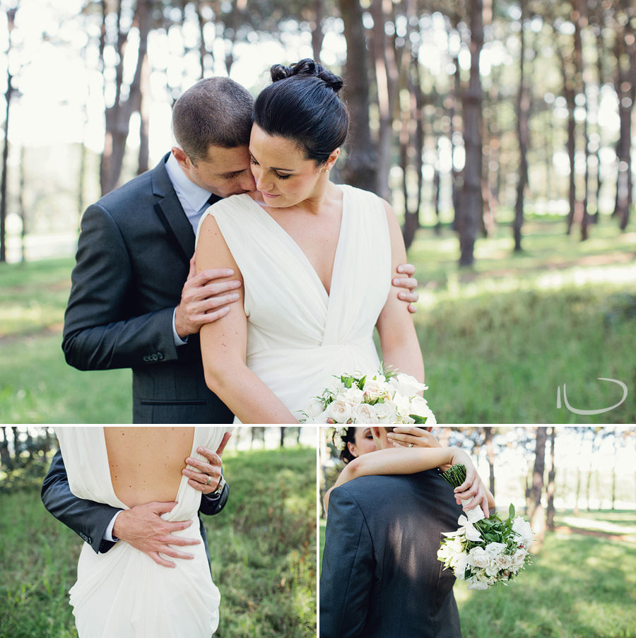 Elegant Wedding Photographer: Romantic bride & groom portraits