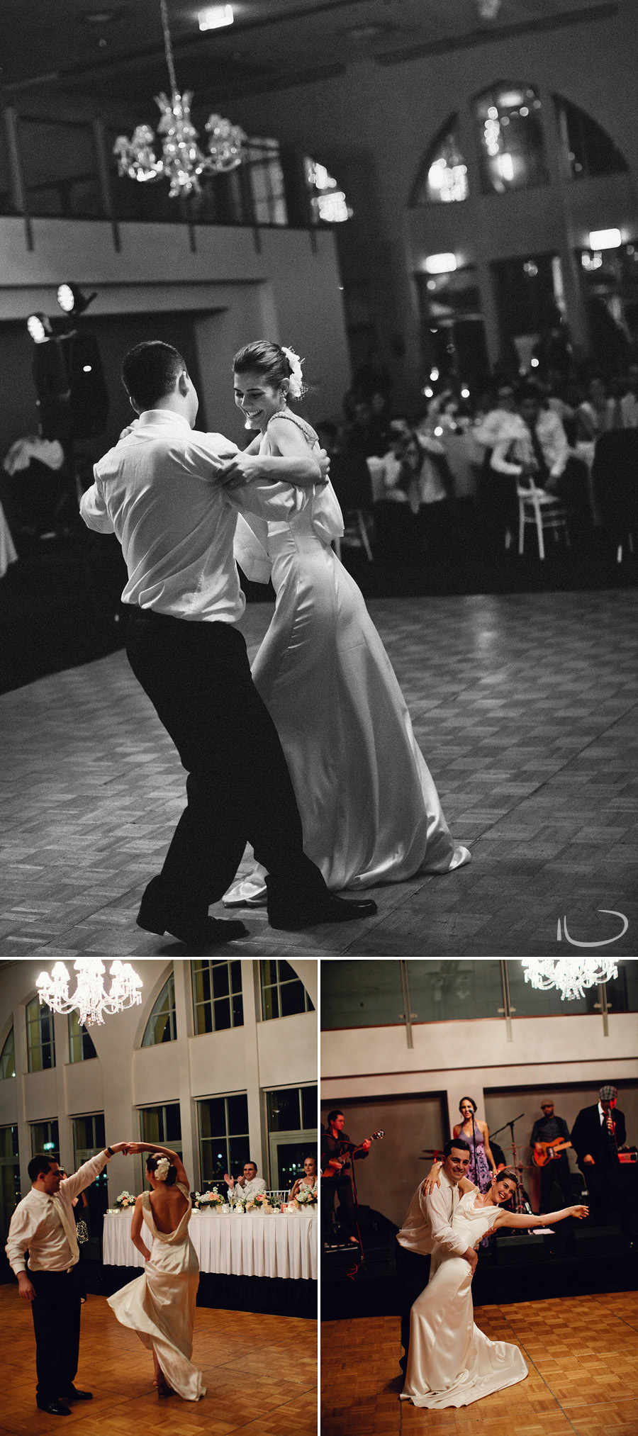 Elegant Wedding Photography: Bridal waltz