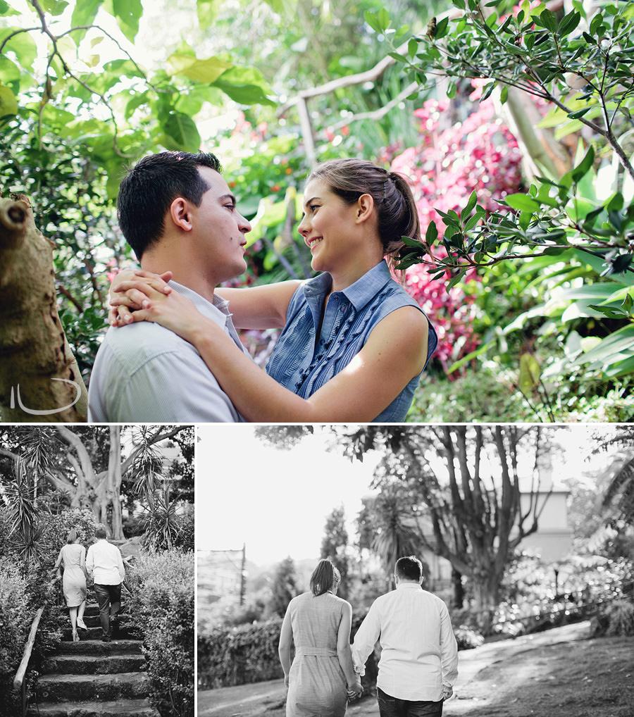 North Sydney Engagement Photographer: Romantic portraits