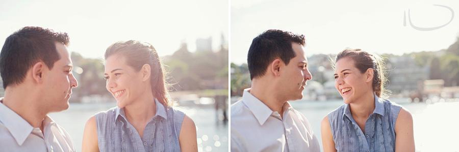 Lavender Bay Wedding Photographer: Intimate Portraits
