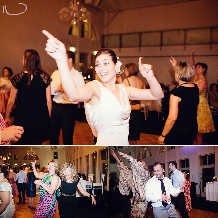 Luna Park Sydney Wedding Photographer: Dancefloor