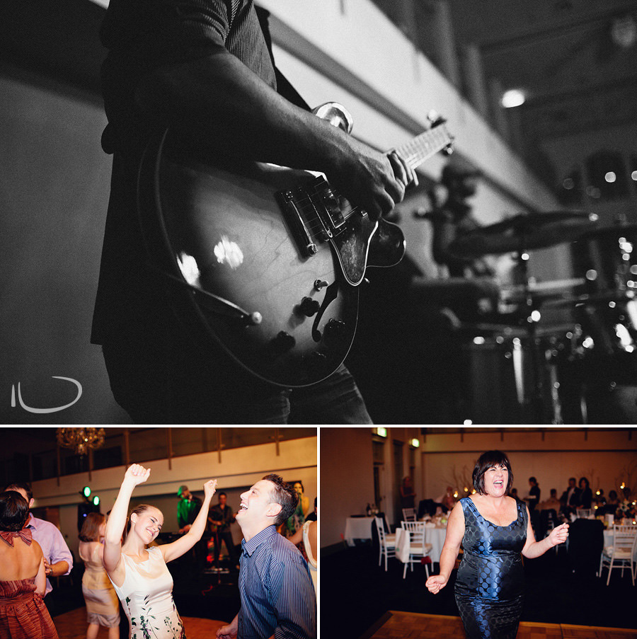 Modern Wedding Photographer: Wedding band