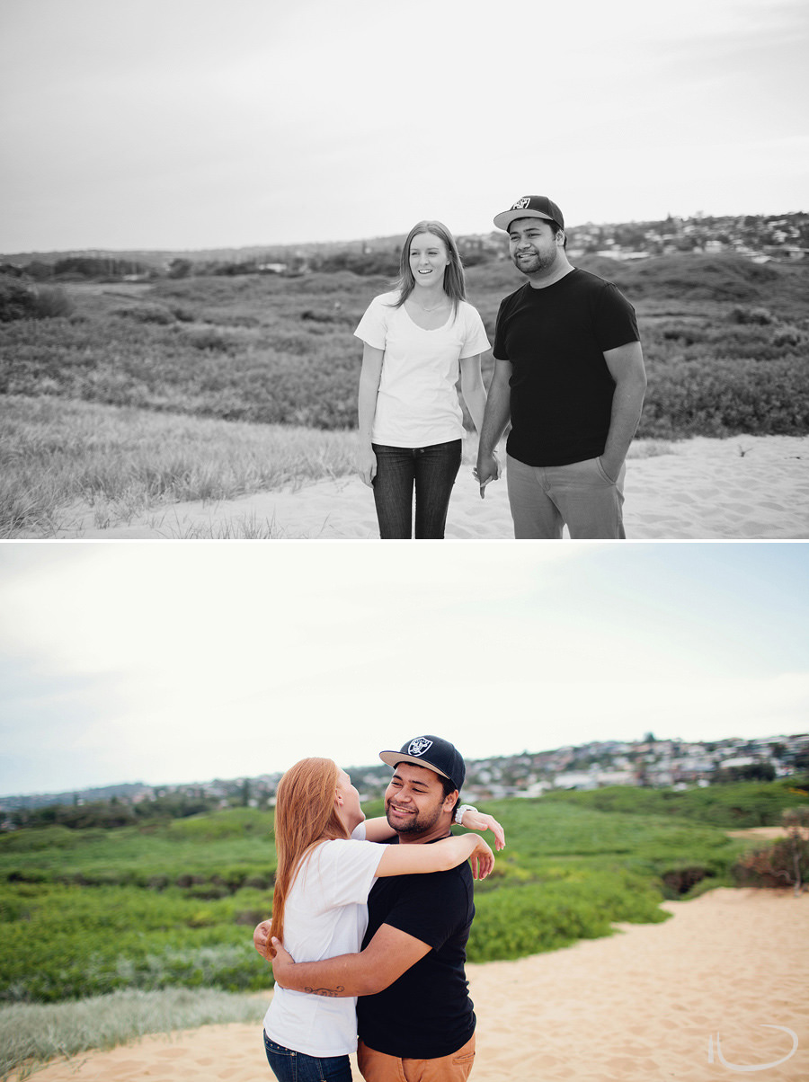 Northern Beaches Engagement Photographer: Scott & Emily