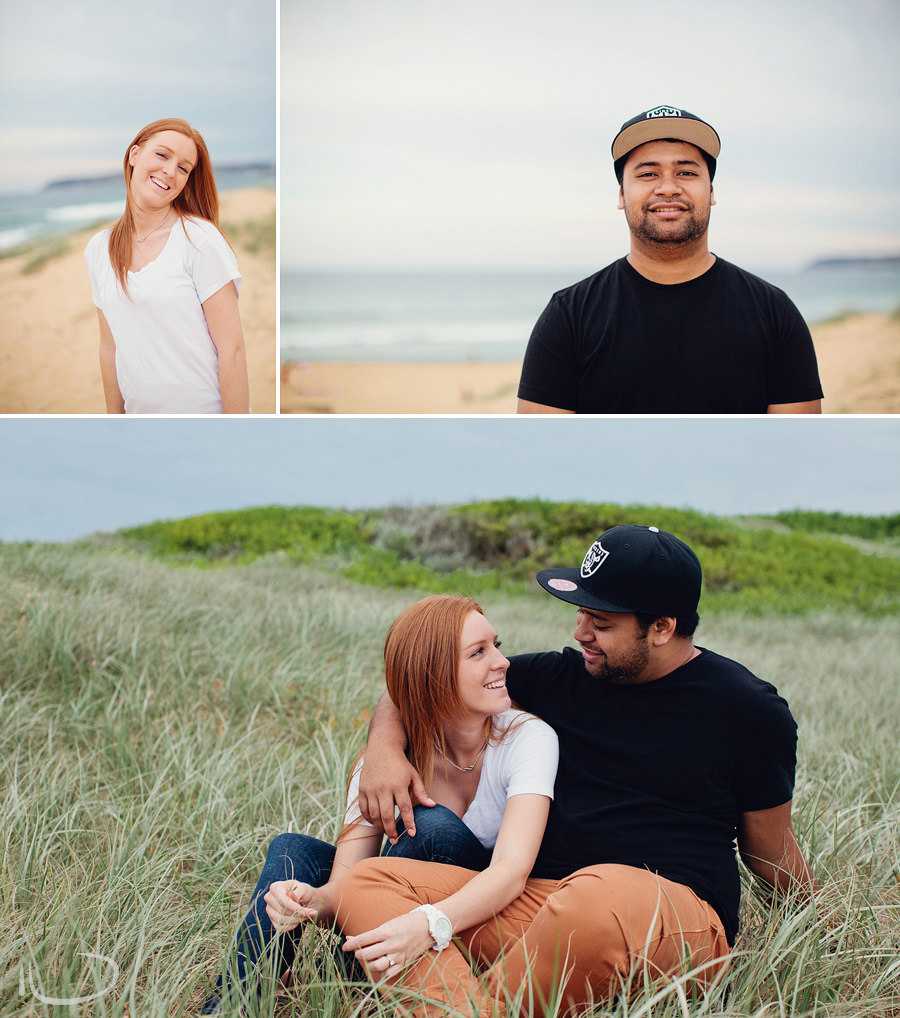 Northern Beaches Wedding Photographer: Curl Curl Engagement Session