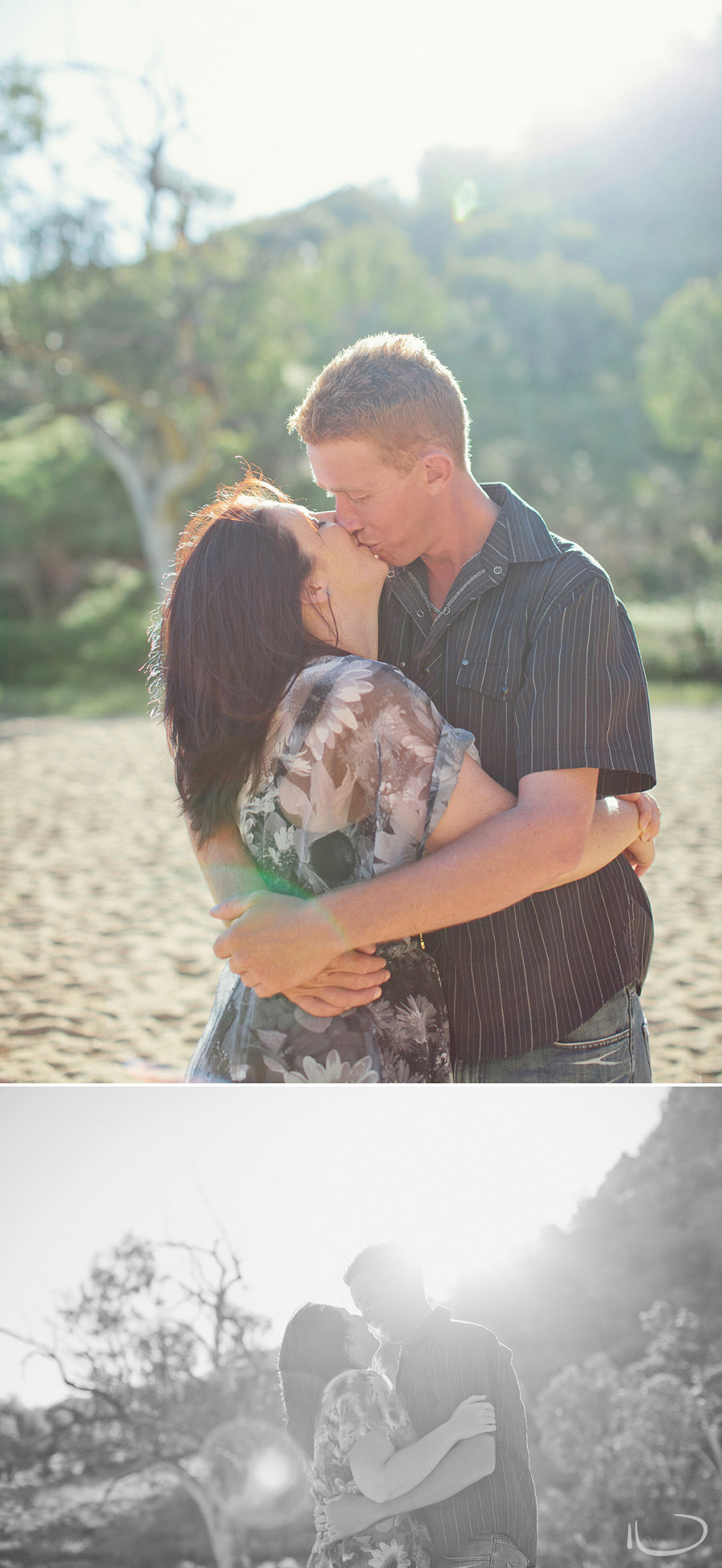 Northern Territory Wedding Photographers: Relaxed engagement session