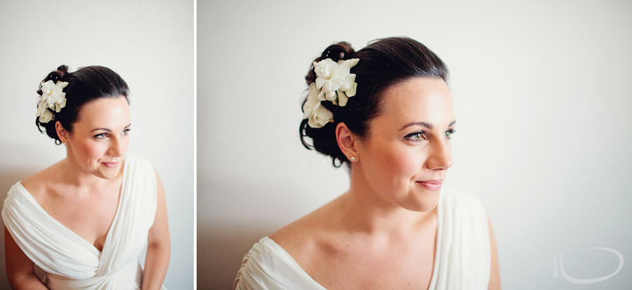 Romantic Wedding Photographery: Bridal portrait