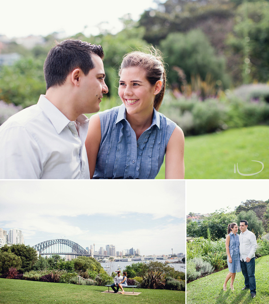 Sydney Wedding Photography: Clark Park Engagement Session