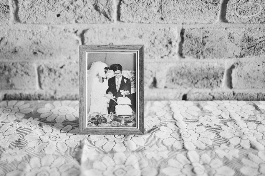 Sydney Wedding Photography: Bride's parents wedding photo